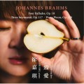 徐嘉琪 致愛 布拉姆斯鋼琴作品集	Chia-Chi Hsu I Wish You Love Johannes Brahms Piano Works