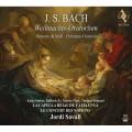 巴哈: 聖誕神劇 沙瓦爾 指揮 國家古樂合奏團/加泰隆尼亞皇家合唱團Jordi Savall / J.S. Bach: Weihnachts-Oratorium