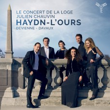 海頓: (熊)交響曲 朱利安·修方 指揮 旅館音樂會合奏團Julien Chauvin / Le Concert de la Loge / Haydn - L'Ours