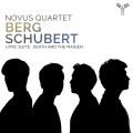 貝爾格: 抒情組曲/舒伯特: 死神與少女  嶄新四重奏Novus Quartet / Berg: Lyrics Suite, Schubert: Death & the Maiden