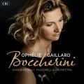 鮑凱里尼: 聖母悼歌 大提琴協奏曲 五重奏等 歐菲莉.蓋雅爾 大提琴Boccherini: Stabat Mater Concertos / Ophelie Gaillard & Sandrine Piau
