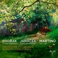 德佛札克/楊納傑克: 弦樂作品集  杜維涅樂團Orchestre d'Auvergne / Dvorak, Janacek & Martinu: works for strings