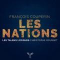 庫普蘭: 國家 克里斯多夫.胡賽 指揮 抒情天才古樂團Les Talens Lyriques / Couperin: Les Nations