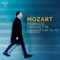 莫札特: 鋼琴奏鳴曲(K282,K310,K332)  法布里吉歐.裘維塔 鋼琴Fabrizio Chiovetta / Mozart: Piano Sonatas