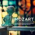 莫札特: 青年交響曲/對舞舞曲 戈爾茲 指揮 佛萊堡巴洛克管弦樂團Freiburger Barockorchester, Gottfried von der Goltz / Mozart: Youth Symphonies