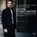 (2CD)海頓: 聖母悼歌 巴黎交響曲(第84/86號) 朱利安·修方 指揮 旅館音樂會合奏團 法麗 女高音Julien Chauvin / Haydn: Stabat Mater, Symphonies n° 84 & 86