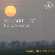 舒伯特/李斯特: 鋼琴奏鳴曲 吉明·奧哈維斯 鋼琴Jimin Oh-Havenith / Schubert: Piano Sonata in G Major - Liszt: Piano Sonata in B Minor