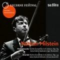 琉森音樂節歷史名演 (13) 孟德爾頌/德佛札克: 小提琴協奏曲 米爾斯坦 小提琴Lucerne Festival XIII, Milstein plays Dvorak & Mendelssohn