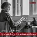 對話(史卡拉第,貝里歐,舒伯特,魏德曼) 安德列·盧凱西尼 鋼琴Andrea Lucchesini / Dialogues - Schubert - Widmann