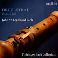 約翰.伯恩哈德.巴哈: 管絃組曲(1-4號) 圖林根巴哈合奏團Thuringer Bach Collegium / Johann Bernhard Bach Orchestral Suites