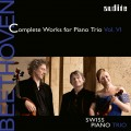 貝多芬: 鋼琴三重奏第六集 瑞士鋼琴三重奏	Swiss Piano Trio / Beethoven: Complete Works for Piano Trio - Vol. 6