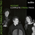莫札特: 弦樂三重奏 雅克提博弦樂三重奏 Jacques Thibaud String Trio / Mozart: Complete Piano Trios