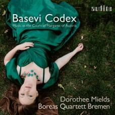 巴斯維手抄本(奧地利瑪格麗特宮廷的音樂) 朵洛西.梅爾蒂 女高音 布萊梅北風木笛四重奏Dorothee Mields / Basvi Codex - Music At the Court of Margaret of Austria