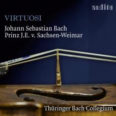 大師作品 (巴哈/薩克森-魏瑪/戈特弗里德·華爾特)Thuringer Bach Collegium / Virtuosi - Music from J.S. Bach