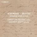 布拉姆斯/舒曼: 奏鳴曲 克里斯蒂安.波特拉 大提琴 凱瑟琳.史托特 鋼琴Poltera, Kathryn Stott / Schumann & Brahms: Sonatas