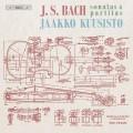 巴哈: 無伴奏小提琴奏鳴曲與組曲 雅可.庫西斯托 小提琴Jaakko Kuusisto / Bach – Sonatas and Partitas