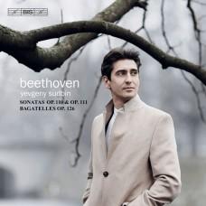 貝多芬: 鋼琴奏鳴曲,作品110.111 葉夫蓋尼.蘇德賓 鋼琴Yevgeny Sudbin / Beethoven – Piano Sonatas Op.110 and Op.111