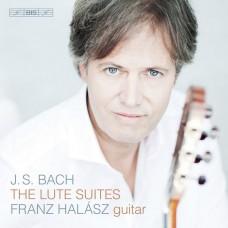 巴哈:魯特琴組曲 法蘭茲.哈拉茲 吉他Franz Halasz / Bach – The Lute Suites