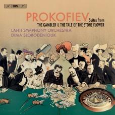 普羅高菲夫: (賭徒)組曲 / (石花的故事) 芭蕾舞組曲 迪瑪.斯洛波丹紐克 指揮 拉赫蒂交響樂團Dima Slobodeniouk, Lahti Symphony Orchestra / Prokofiev - Suites from The Gambler & The Stone Flower