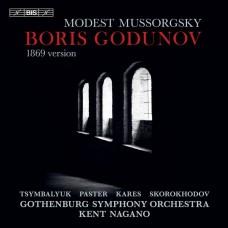 穆索斯基:歌劇(波里斯.郭德諾夫) 1869年版本 長野肯特 指揮 哥德堡交響樂團 Kent Nagano / Mussorgsky – Boris Godunov