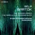 巴爾托克: 木頭王子/奇異的滿州大人 蘇珊娜.馬爾契 指揮 赫爾辛基愛樂樂團Susanna Malkki / Bartok – The Wooden Prince
