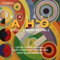 阿侯:打擊樂協奏曲/第五號交響曲 柯林.卡瑞 打擊樂器 斯洛波德紐克 指揮 拉赫蒂交響樂團Colin Currie / Aho – Sieidi & Symphony No.5