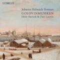 J.H.羅曼: 葛羅芬音樂(首次完整錄製羅曼的宴會音樂) 丹.羅林  直笛 / 指揮Dan Laurin / J.H. Roman -  The Golovin Music (complete)