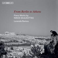 從柏林到雅典 史卡柯塔斯的鋼琴音樂 蘿蓮達.拉摩 鋼琴Lorenda Ramou / From Berlin to Athens: Piano Music by Nikos Skalkottas