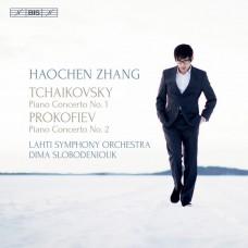普羅高菲夫/柴可夫斯基: 鋼琴協奏曲集  張昊辰 鋼琴 拉赫蒂交響樂團Haochen Zhang / Tchaikovsky & Prokofiev Piano Concertos