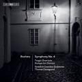 布拉姆斯:第四號交響曲/匈牙利舞曲 道斯葛 指揮 瑞典室內管弦樂團Thomas Dausgaard,/ Brahms – Symphony No.4