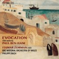 本-海姆:小提琴協奏曲/練習曲 伊塔瑪.佐曼 小提琴Itamar Zorman / Evocation - violin works by Paul Ben-Haim