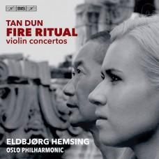 譚盾: (火祭)小提琴協奏曲 恩碧歐.荷姆欣 小提琴 譚盾 指揮 奧斯陸愛樂Eldbjorg Hemsing / Tan Dun: Fire Ritual, Rhapsody and Fantasy Violin Concertos