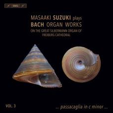 巴哈: 管風琴音樂第三集 鈴木雅明 管風琴Suzuki plays Bach Organ Works, Vol.3