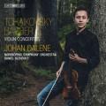 柴可夫斯基, 巴伯: 小提琴協奏曲 2019年卡爾.尼爾森國際音樂大賽冠軍 約翰.道納 小提琴Johan Dalene / Tchaikovsky & Barber: Violin Concertos