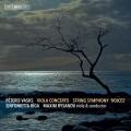 法斯克斯 :中提琴協奏曲/弦樂交響曲(聲音) 瑞沙諾夫 中提琴/指揮 雷加小交響樂團Maxim Rysanov / Peteris Vasks – Viola Concerto & 'Voices'