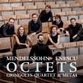 孟德爾頌/安奈斯可: 八重奏 葛林戈斯四重奏 梅塔4四重奏Gringolts Quartet, Meta4 Quartet / Mendelssohn & Enescu – Octets