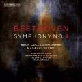 貝多芬: 第九號交響曲 鈴木雅明 指揮 日本巴哈合奏團暨合唱團Masaaki Suzuki / Beethoven: Symphony No. 9