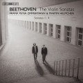 貝多芬:小提琴奏鳴曲,第一集 彼得.齊瑪曼 小提琴 赫爾姆欽 鋼琴Frank Peter Zimmermann / Beethoven – Violin Sonatas, Vol.1