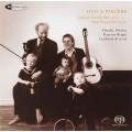 Duo a Piacere - Music for violin and guitar 愉悅二重奏:韓德爾、西貝流士、彼得森.柏格、蓋希文及其他作品