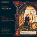 杜布農: 第1,2號室內交響曲/鋼琴協奏曲 小川典子 鋼琴 齊赫梅爾 指揮 瑞士溫特圖爾樂團Noriko Ogawa / Dubugnon: Klavieriana and Chamber Symphonies Nos 1 & 2