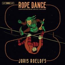 魯洛夫斯: 繩上舞 布拉姆·凡·桑貝克 巴松管 魯洛夫斯 低音單簧管Joris Roelofs: Rope Dance