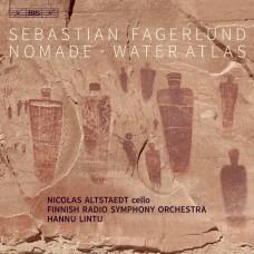 法格倫德: 游牧民族(大提琴協奏曲)/引水圖集 阿爾斯達特 大提琴 漢努.林圖 指揮Nicolas Altstaedt / Fagerlund: Nomade & Water Atlas