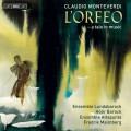 (2SACD)蒙台威爾第: 歌劇(奧菲歐) 倫達巴洛克樂團Ensemble Lundabarock / Monteverdi: L'Orfeo