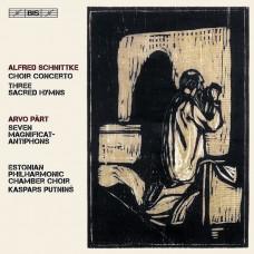施尼特凱/佩爾特:合唱作品集 普寧斯 指揮 愛沙尼亞愛樂室內合唱團Estonian Philharmonic Chamber Choir / Schnittke & Part: Choral Works
