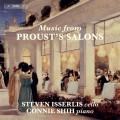 普魯斯特的沙龍音樂 史蒂芬.伊瑟利斯 大提琴 史康寧 鋼琴Steven Isserlis, Connie Shih / Cello Music from Proust's Salons