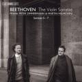 貝多芬: 小提琴奏鳴曲第二集 彼得.齊瑪曼 小提琴 赫爾姆欽 鋼琴Zimmermann / Helmchen / Beethoven - Violin Sonatas, Vol. 2