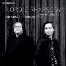 北歐狂想曲 約翰.道納 小提琴 伊雷哈德蘭 鋼琴Johan Dalene, Christian Ihle Hadland / Nordic Rhapsody