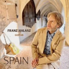 西班牙作曲家吉他音樂 法蘭茲.哈拉茲 吉他Franz Halasz / Spain