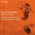 舒伯特: 小提琴音樂第2集 達絲卡拉奇絲 小提琴 吉亞康梅堤 鋼琴 Ariadne Daskalakis / Schubert – Music for Violin II