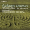 羅卡泰利: 諧音迷宮(三首小提琴協奏曲) 葛林戈斯 小提琴/指揮 芬蘭巴洛克管弦樂團Ilya Gringolts, Finnish Baroque Orchestra / Locatelli: Il Labirinto Armonico